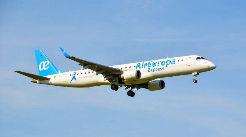 Air Europa inaugurará en marzo su cuarta ruta en Asturias. Será la conexión del aeropuerto del Principado con Madrid-Barajas