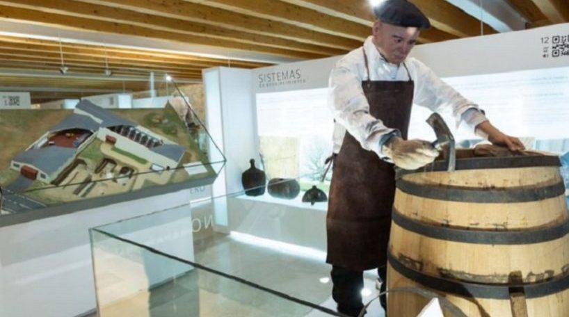 Los Museos del Vino celebrarán varias jornadas de puertas abiertas a mediados del mes de noviembre