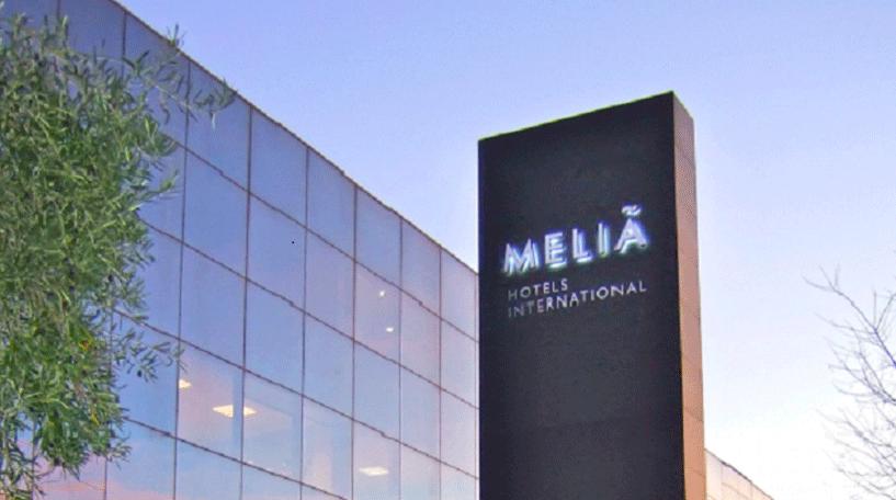 Los beneficios de Meliá en los nueve primeros meses del año se dispararon hasta los 120 millones de euros