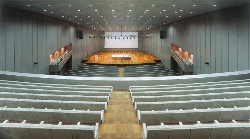 El Palacio de Exposiciones y Congresos de A Coruña, Palexco