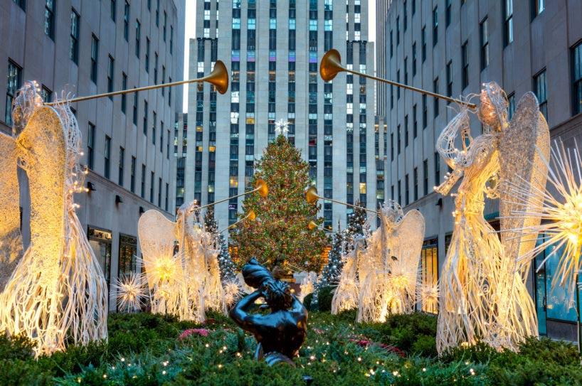 turismo de navidad New York