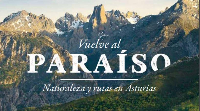 Una de las doce guías turísticas de Asturias