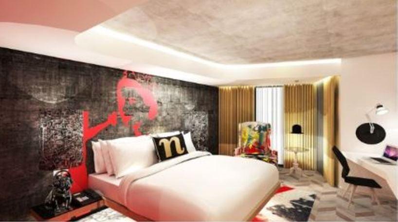 El hotel nhow en Londres abrirá sus puertas en verano de 2019