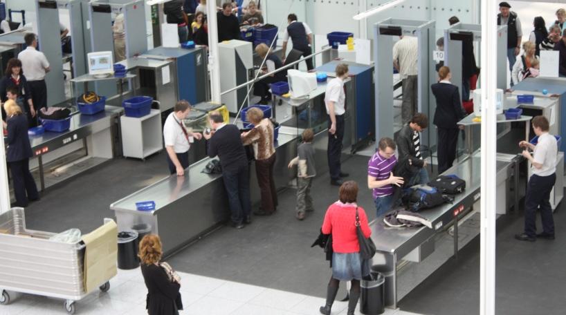 El personal de seguridad del Aeropuerto de Munich