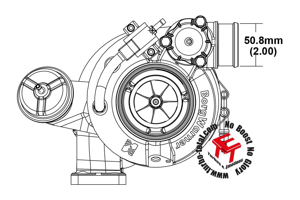 Efr B Turbolader B2 Frame