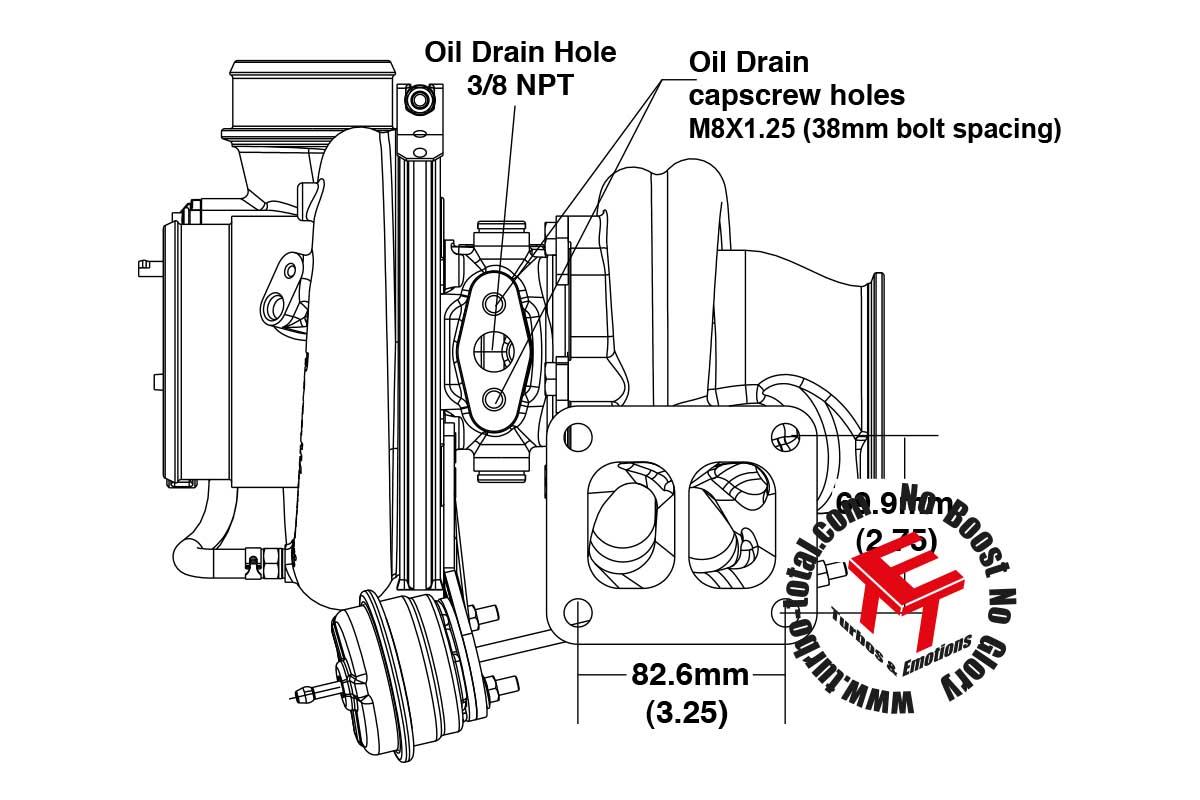 Efr C Turbolader B2 Frame