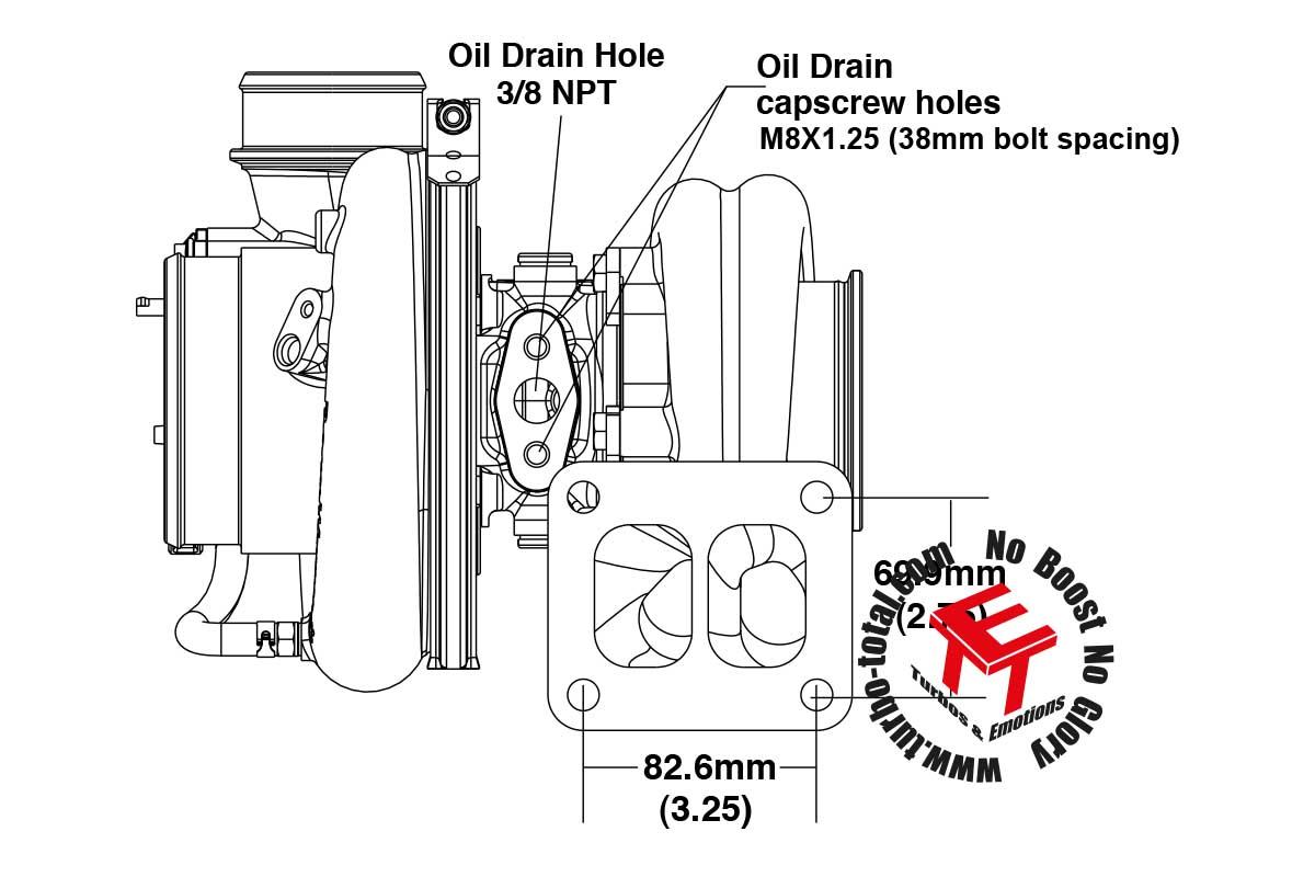 Efr D Turbolader B2 Frame