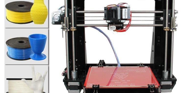 choisir votre imprimante 3D en 2018