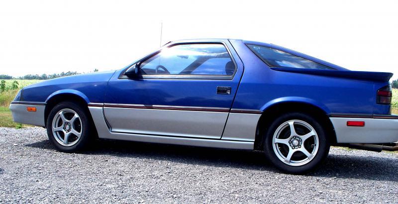 Daytona Dodge 1988 Turbo
