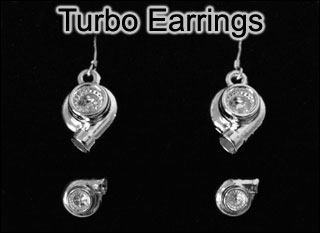 Turbo Earrings