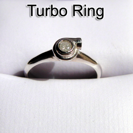 Girls Turbo Ring