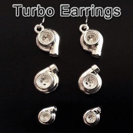 Turbo Earrings