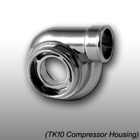 TK10 Compressor Housing