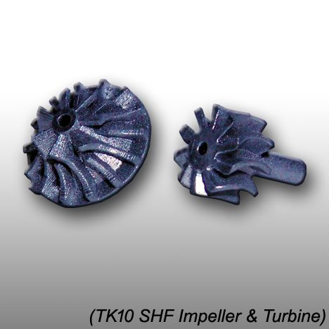 TK10 Impeller & Turbine