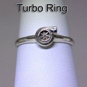 Girls Turbo Ring