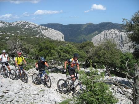 transardinia mountain bike