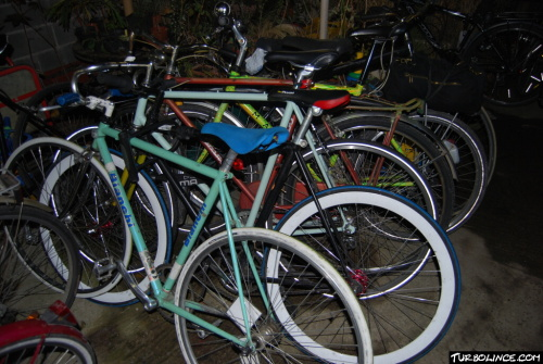 milano urban bicycles officina