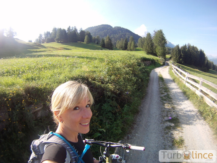 self guided tour mtb donne