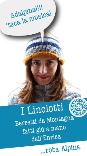 linciotti berretti di lana da montagna fatti a mano