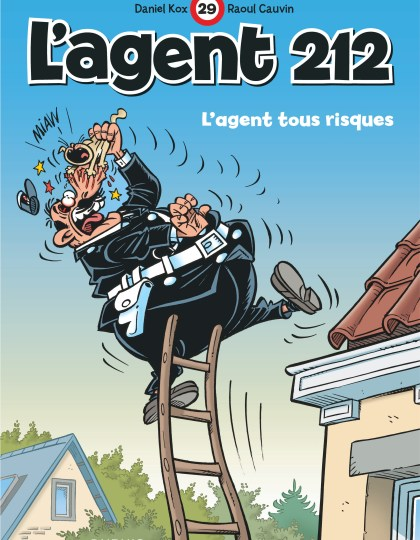agent 212 tome 29