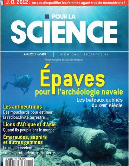 Pour la Science No.418