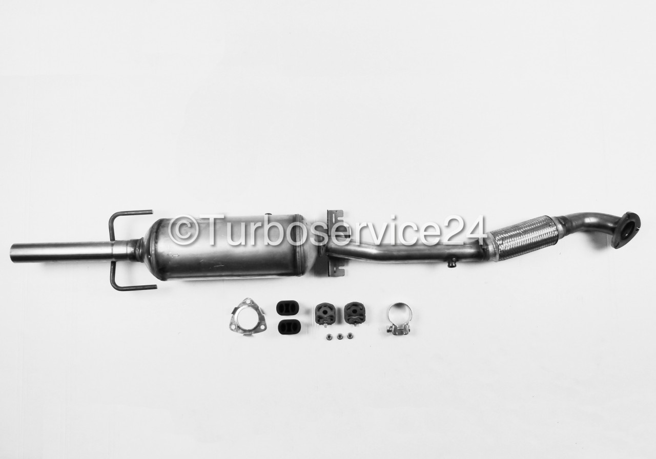 New Dpfsel Particulate Filter For Opel Astra H Zafira