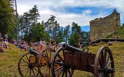 Sklabinský hrad – nová nádej na obnovu