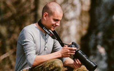 Lukáš Matej – DJ a fotograf divokej prírody