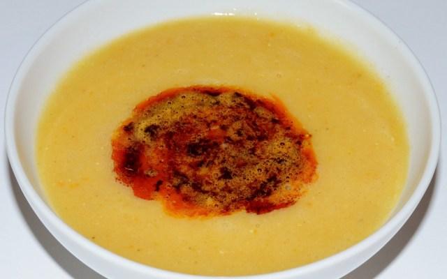 MERCİMEK ÇORBASI, czyli zupa zsoczewicy