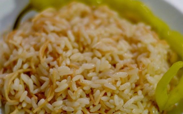 TEL ŞEHRİYELİ PİLAV, czyli ryż zmakaronem