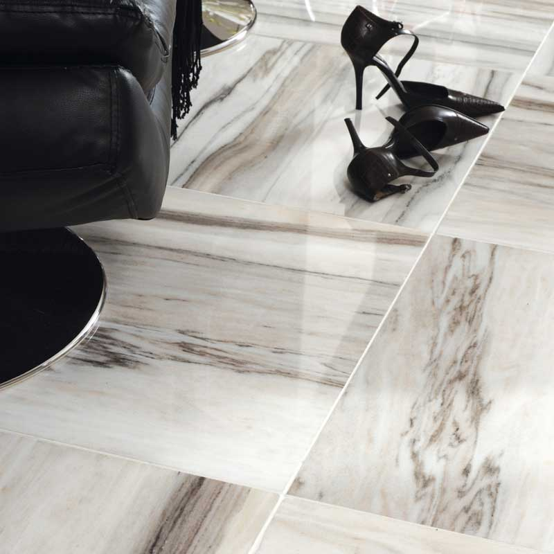 skyline polished marble tiles 45 7x45 7