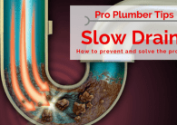 How to Speed up Slow Drains