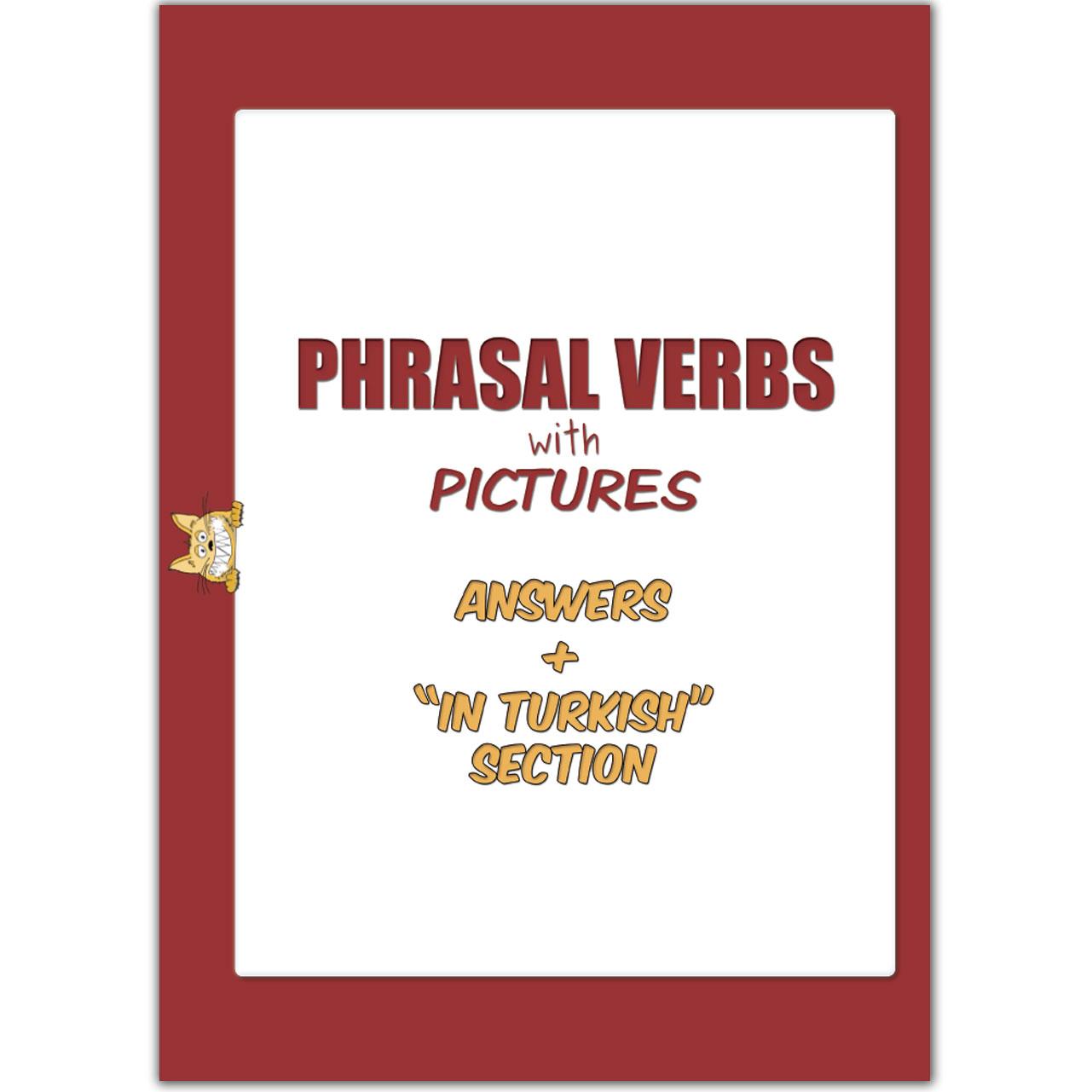 Phrasal Verbs With Pictures Ozer Kiraz Kitaplar