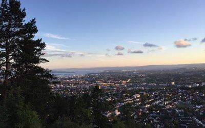 3 teltplasser rundt Oslo på 3 netter