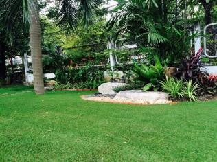 หญ้าเทียมจัดสวน (8)