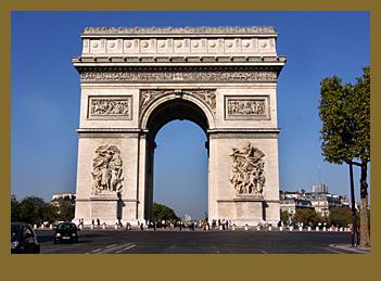 Pariser Triumphbogen
