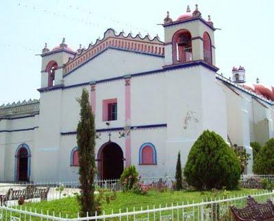 Templo de San Francisco de Asís, Chiapas