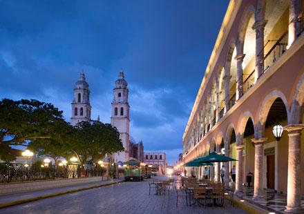 ciudades y pueblos en campeche