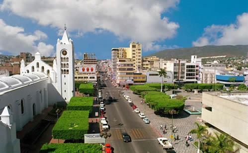 Ciudades y Pueblos en Chiapas