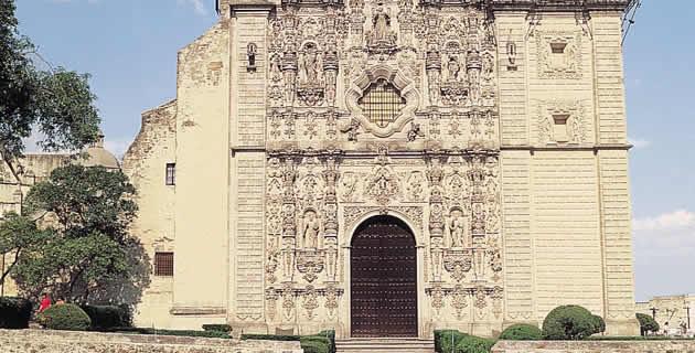Ex Colegio de San Francisco Javier, Estado de México