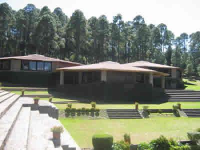 Centro Ceremonial Mazahua, Estado de México