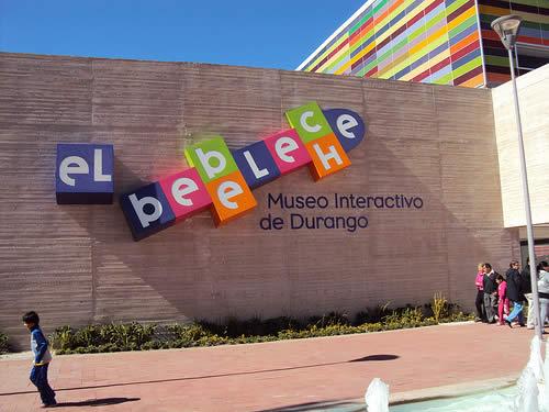 El Bebeleche Museo Interactivo de Durango