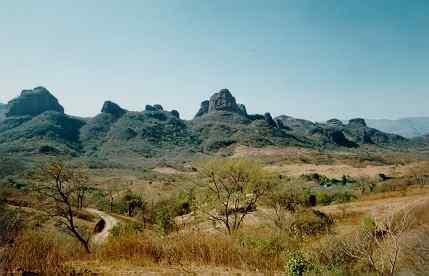 Parque Estatal Chapa de Mota, Estado de México