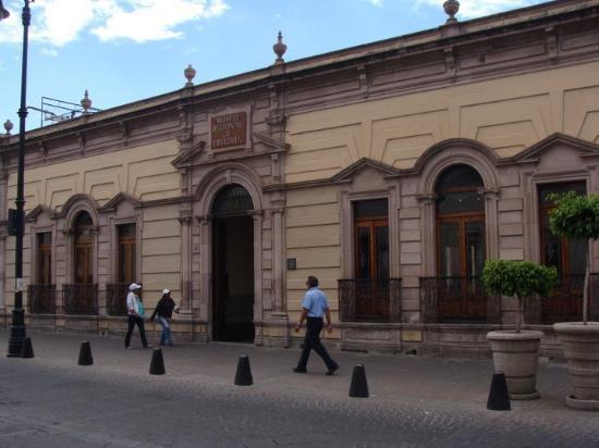 museo regional de historia aguascalientes