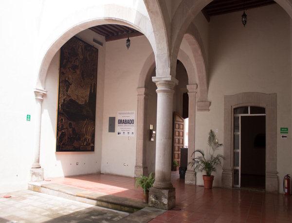 Museo de Arte Contemporáneo Ángel Zárraga, Durango