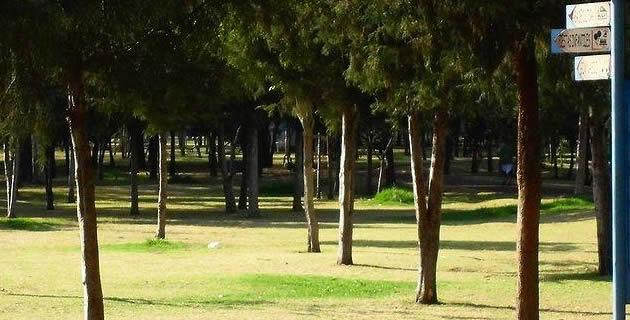 Parque Naucalli, Estado de México