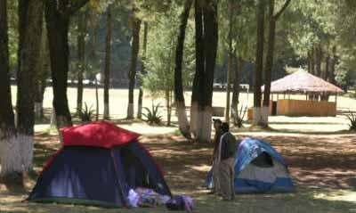 Parque Hermenegildo Galeana, Estado de México
