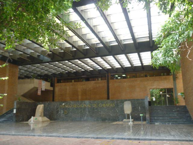 Museo Regional de Chiapas, Chiapas