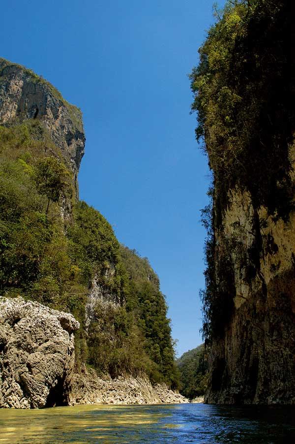 Cañón de la Venta, Chiapas