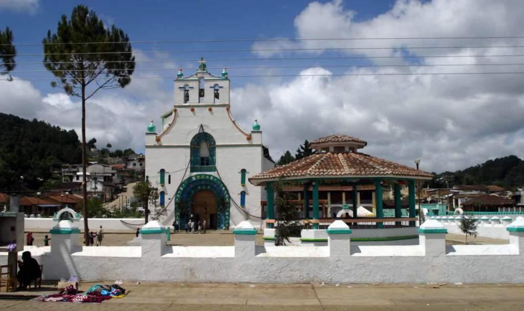 Ruta por Los Altos, Chiapas